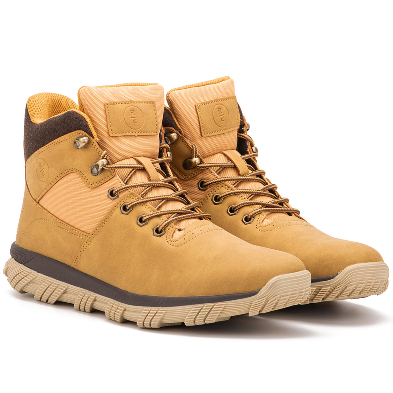 Reserved Footwear New York Darnell Men's Work Boots $34.99 (73% OFF)
