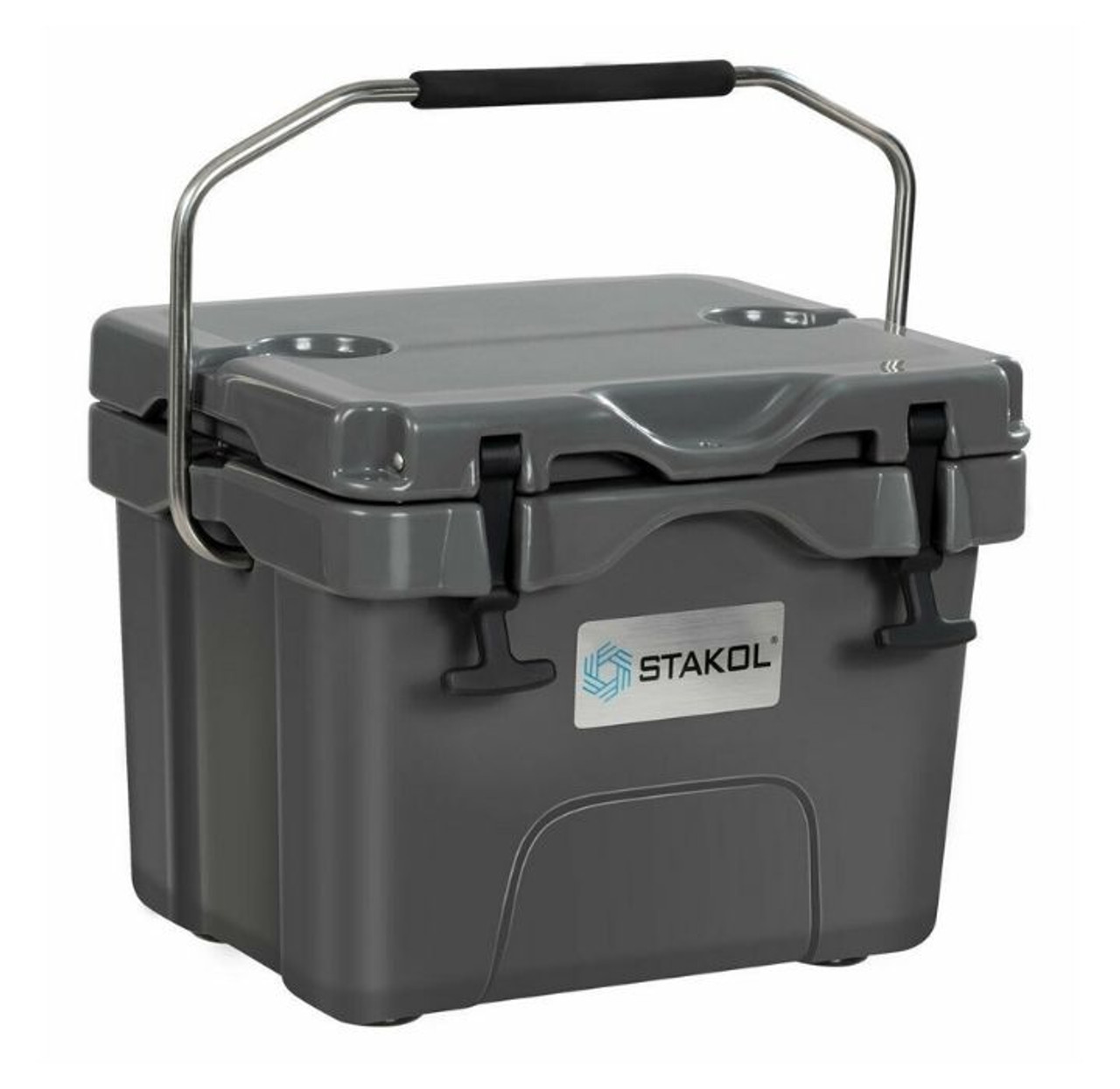 16-Quart Rotomolded Cooler with 5-Day Ice Retention! .97 (REG 9.99) + Free Shipping at Until Gone!