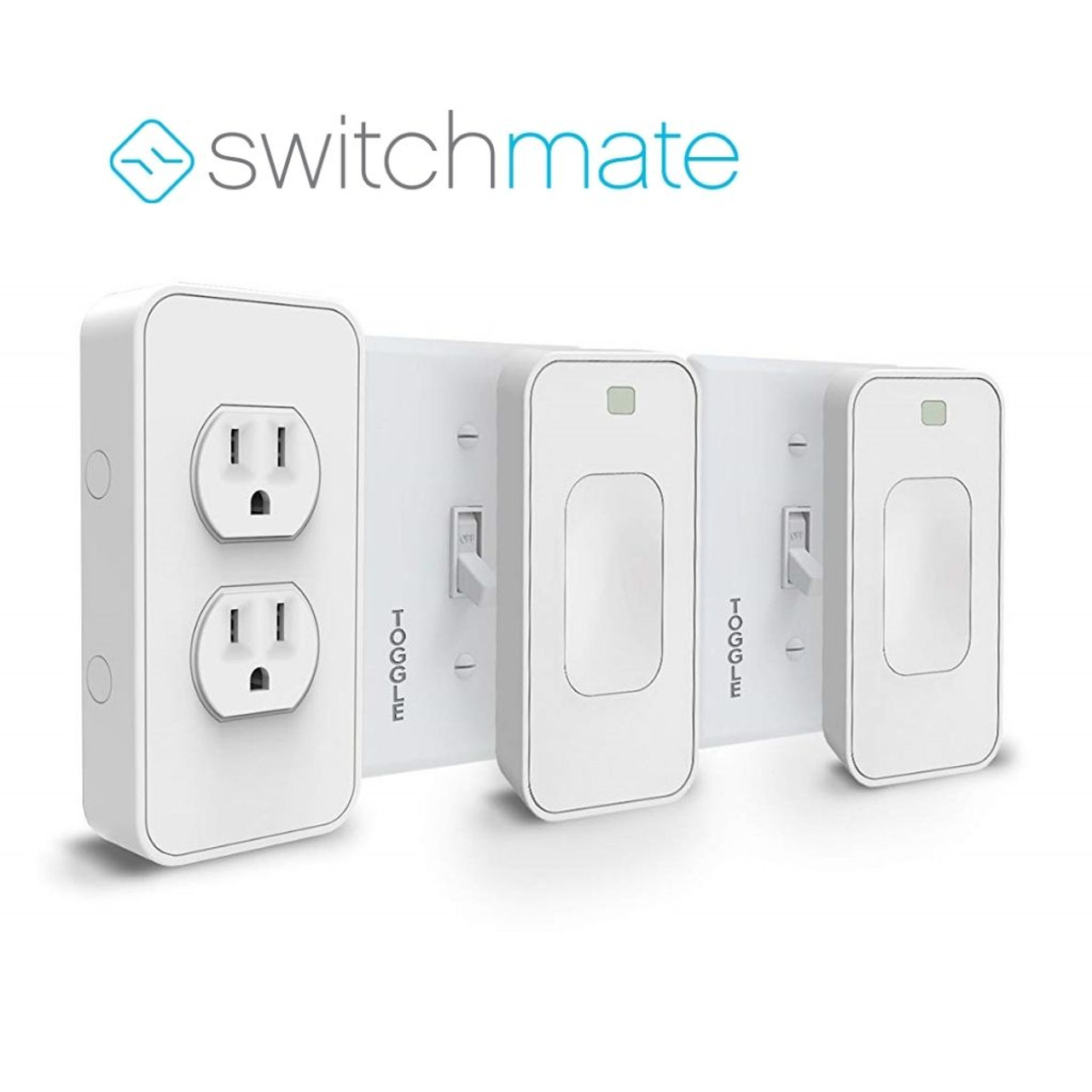 Switchmate Smart Home 3.0 Kit with Smart Switches & Power Outlet $22.99 (82% OFF)