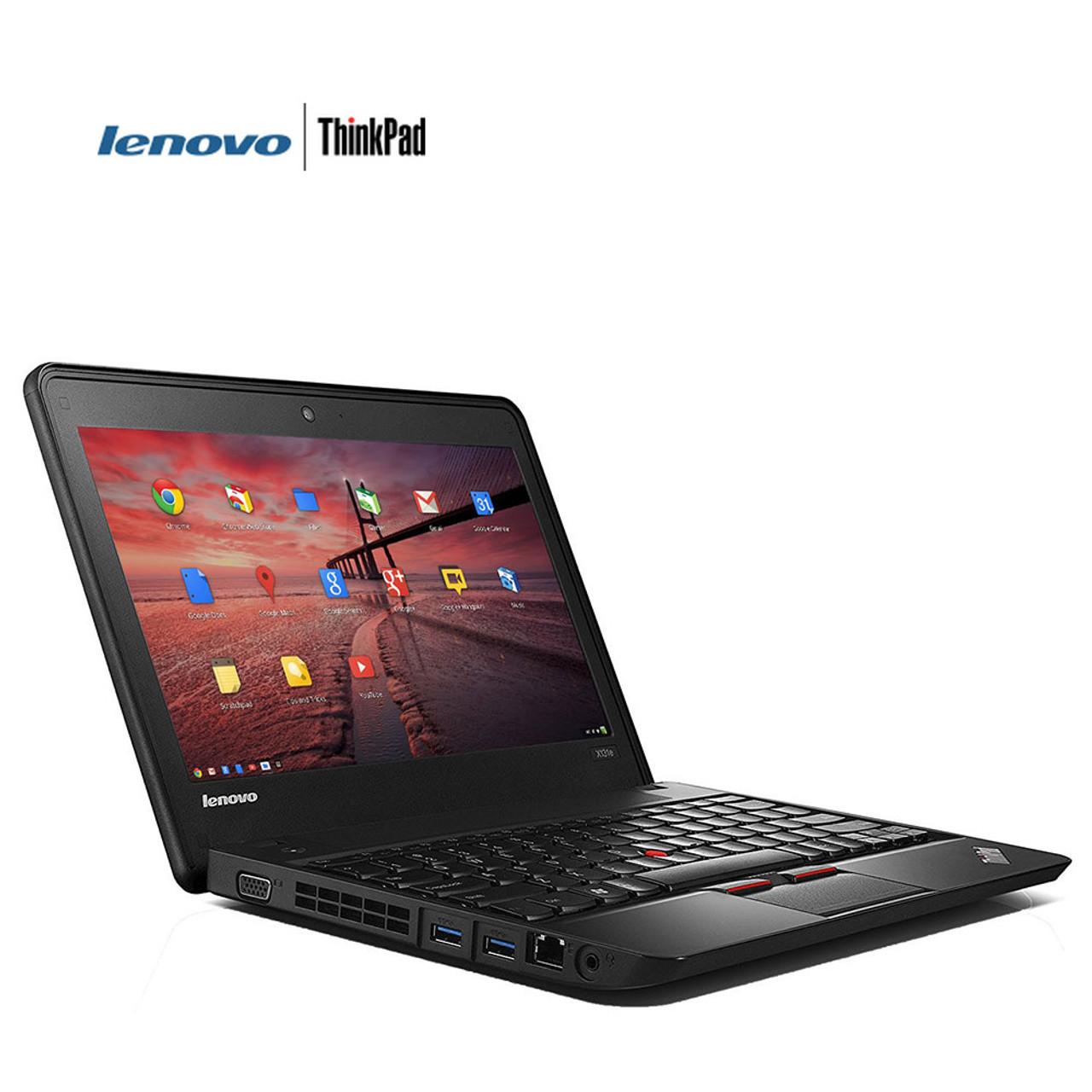Lenovo ThinkPad X131e Chromebook, Intel Dual-Core $89.99 (55% OFF)