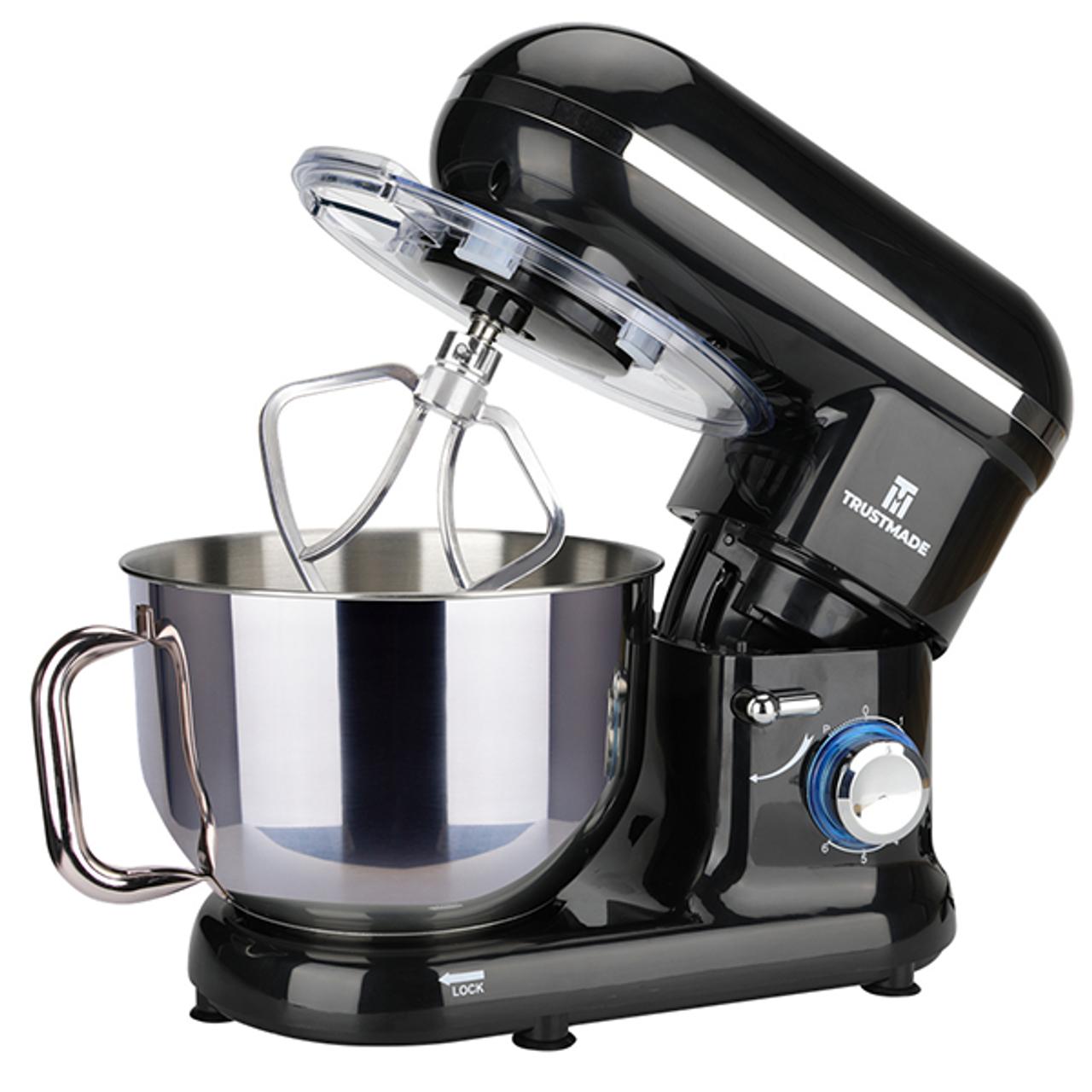 5.8-Quart 6-Speed Kitchen Stand Mixer $79.99 (50% OFF)