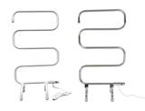 Heat Rails S-shape Towel Warmer Drying Rack product image