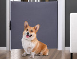 Retractable Pet Safety Barrier Gate product image