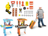 Lil' Luggage Playset - Builder, Chef, Vanity, or Doctor  product image