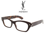 Yves Saint Laurent Women's Havana Eyeglass Frames product image