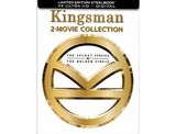Kingsman 2-Movie Collection Limited Edition Steelbook product image