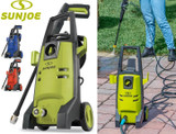 Sun Joe SPX2003 2000-PSI Pressure Washer with Foam Cannon product image