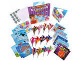All-Occasion Greeting Cards with Envelopes and Stickers product image