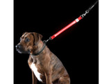 Furhaven Pet Leash Extender with 3 LED Light Settings product image