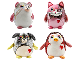InMotion Plush Stuffed Animals with Reversible Sequins product image