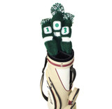 Pro Source Knit Small Sized Golf Club Headcovers (3-Pack) product image