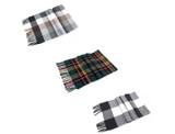 Soft Tartan Plaid Cashmere Feel Scarf product image