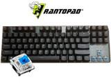 Rantopad MXX Mechanical Gaming Keyboard with 87 Keys & LED Lighting product image