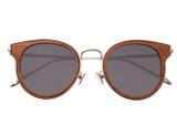 Earth Wood Derawan Unisex Polarized Sunglasses product image