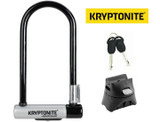 Kryptonite Kryptolok U-Lock with FlexFrame-U Bracket product image