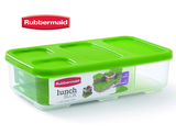 Rubbermaid Entree Container with Dividers and Lid product image