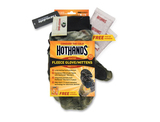 HotHands Heated Fleece Gloves with HotHands Warmers (Size L/XL) product image