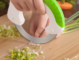 """Rolling 5"""" Slicer for Pizza, Veggies, Pastries & More product image"""