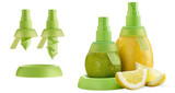 Innovative Dining Citrus Sprayers Lemon & Lime Screw-On Pumps product image