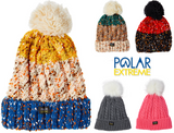 Polar Extreme Women's Beanie with Faux Fur Thermal Lining product image