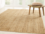 Hand Woven Braided Jute Area Rug product image