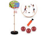 Adjustable Height Kids' Basketball Hoop Play Set product image
