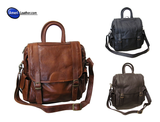 Amerileather Three Way Leather Backpack product image