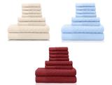 500GSM 100% Turkish Cotton 8-Piece Towel Set product image