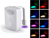 Marquee Innovations Motion-Activated 16 Color Toilet Night Light product image