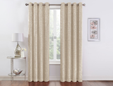 Kensie Sparkle Chic Triple Layered Blackout Curtains (2 Panels) product image