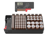 ZeroDark Battery Organizer & Removable Battery Tester product image