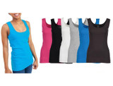 Gildan Women's Ribbed Cotton Tank Top (3-Pack) product image