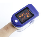 Finger Pulse Oximeter with Large OLED Display (1- or 2-Pack) product image