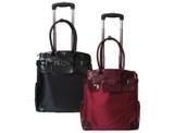 "Skylar 17"" Rolling Laptop Tote Bag product image"