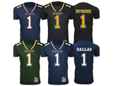 Football Team Jersey T-Shirts product image