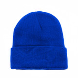 Long Cuffed Skully Beanie product image