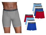 Fruit of the Loom Men's Tag-Free Boxer Briefs (9-Pack) product image