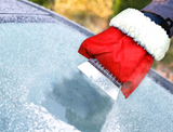 Sherpa Lined Ice Scraper with Glove product image