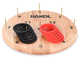HAKOL Ultimate Hook & Ring Toss Game product image