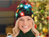 Light-Up Holiday Beanie product image