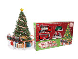 44-Piece Santa Train Set with Working Light & Sound product image