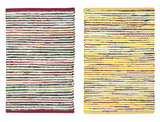 Nourison Montclair Stripe Accent Floor Rugs (Set of 2) product image