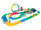 Mega Galaxy Flex-Track 425 Piece Glow Track with 2 LED Cars product image