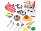 Kids' 24-Piece Kitchen Toy Set product image