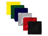 Solid 100% Cotton Bandana (15-Pack) product image