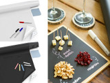 Chalkboard or Whiteboard Peel & Stick Decal product image
