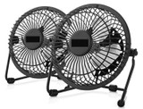 Mini USB Personal Fans with Quiet Operation (2-Pack) product image