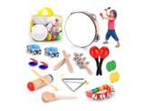 Kids' 21-Piece Percussion Instrument Set product image
