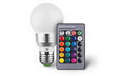 Massimo Retro LED Color Changing Light Bulbs (1-, 2-, or 4-Pack) product image