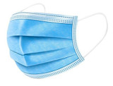 Non-Medical Disposable 3-Ply Face Mask (10-, 50-, or 100-Pack) product image